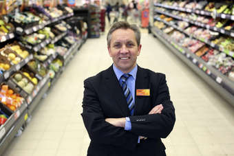 Sainsburys King upbeat about online offer amid fresh competition