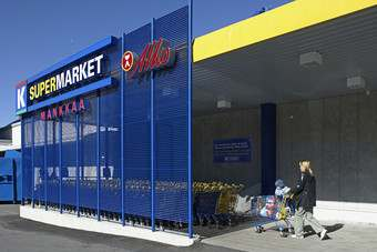 Kesko said it expects net sales for 2013 to match the level of the previous year