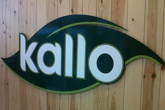 Kallo debuts Corn Cakes and Tesco sampling
