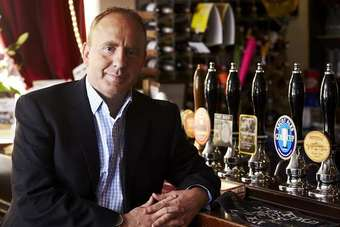 Admiral Taverns new CEO Kevin Georgel
