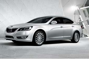 New Kia Cadenza reached Colombia in May