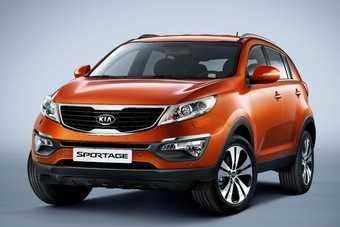 Kia has strong Sportage demand from its Zilina factory