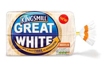 Allied Bakeries launches Kingsmill Great White