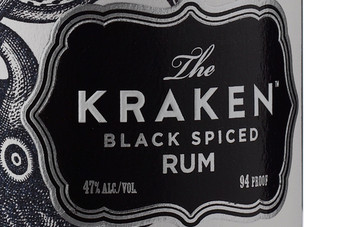 Click through to see Proximo Spirits The Kraken Black Spiced Rum