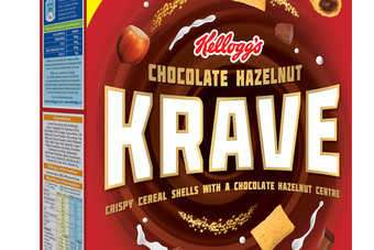 Kellogg is planning to roll out Krave further in the UK
