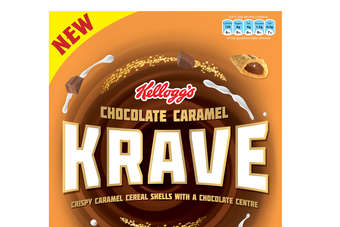 Kellogg asked Facebook users to vote on launch of next Krave cereal in UK