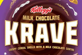 UK: Kellogg adds to Krave cereal range