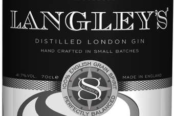 Click through to view Charter Brands Langley's No.8 Gin