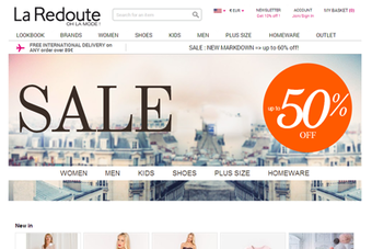 1,350 jobs are be axed at La Redoute