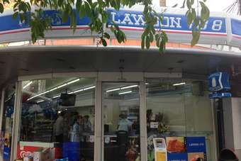 Lawson opened first stores in Thailand in March
