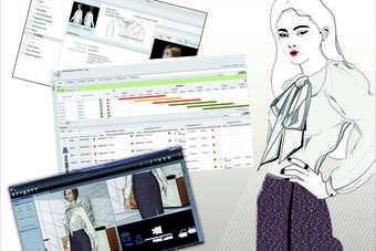 Software solutions: Clothing companies turn to ERP and PLM