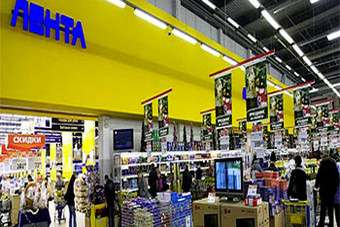 Lenta has ambitions to further expand in Russia