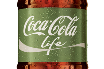 Click through to view Coca-Cola Life