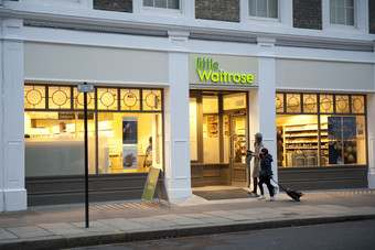 Waitrose eyes c-store openings