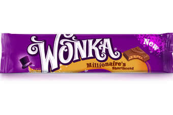 Uk Nestle To Launch Willy Wonka Chocolate Bar Line Food