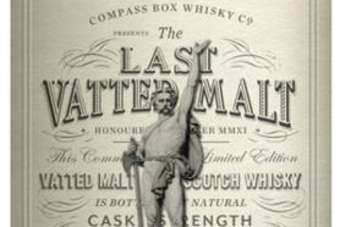 Compass Box launches Last Vatted Malt