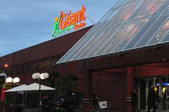 Casino said traffic and FMCG volumes at Geant were up