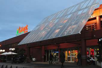 Casino saw sales at its French hypermarkets fall