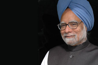 "Prime Minister Manmohan Singh says he is ""confident of numbers"""