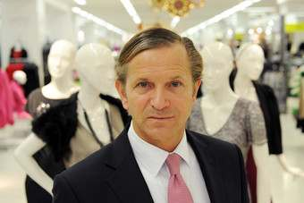 Bolland insists that M&S is moving in the right direction
