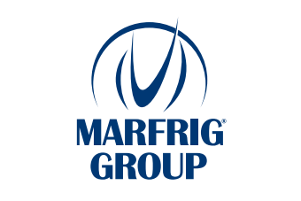 "Marfrig CEO Rial said all three business units were ""performing well"""