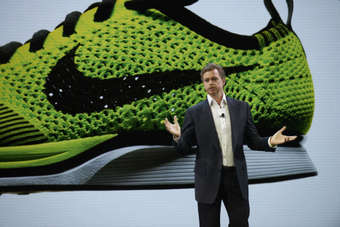 In the money: Nike Q1 surge driven by innovation