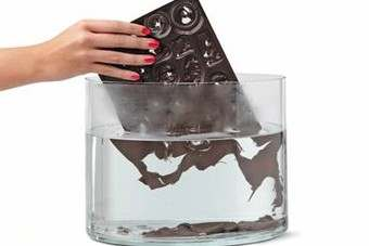 Marks & Spencers new chocolate box trays dissolve in water
