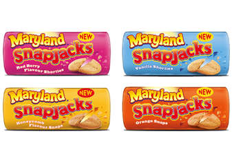 "Maryland SnapJacks have been launched as a ""twist to the everyday biscuit"""