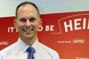 UK: Hill promoted to president of Heinz UK and Irish unit
