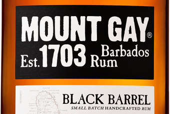 Mount Gay Black Barrel was release in the US in April
