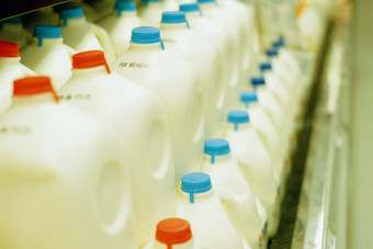 Dairy companies are struggling to turn a profit in liquid milk