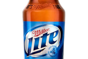 Click through to view Miller Lites new bottle