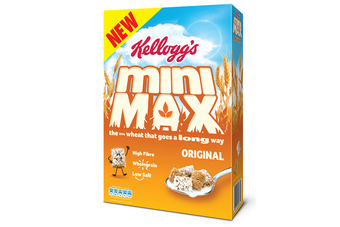 "UK: Kellogg plans cereal ""shake-up"" with Mini Max launch"
