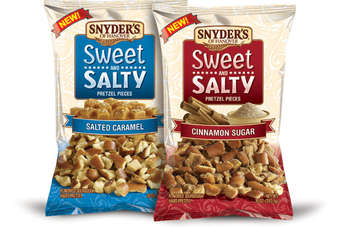 Snyders-Lance grows core brands