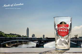 Click through to view the London Pride ads