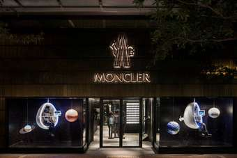 Moncler said growth was significant in all geographic areas