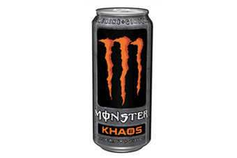 Hansen Natural said the Monster Energy brand is growing in excess of the category