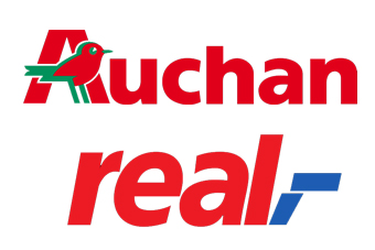 Auchan snapped up 91 Real stores across eastern Europe for EUR1.1bn in 2012