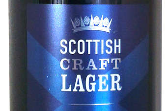 Click through to view Harviestouns Marks & Spencer Scottish Craft Lager