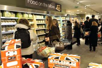 On the money: M&S focuses innovation on health, Dine In lines