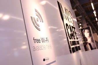 M&S is set to roll out free wi-fi in its stores