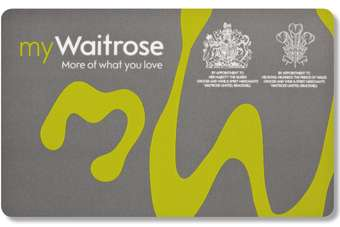 The myWaitrose card will provide them with offers including money off fuel