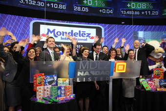 Mondelez wants to boost margins in North America, Europe to pay for investment in emerging markets