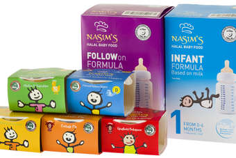 Nasims halal baby food range has launched in the UK