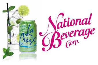 "National Beverage Corp. said it delivered a ""solid"" performance"