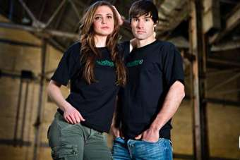 SustainU clothing is made using only recycled material and American labour
