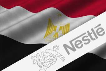 Nestle has resumed operations in Egypt