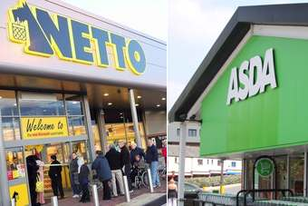 William Smith will oversee the planned transition of Netto Foodstores to Asda