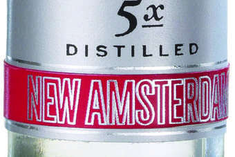 Click through to view New Amsterdam Spirits new flavoured vodkas