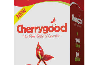Click through to view Cherrygoods Premium Cherry juice